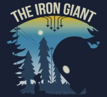 The Iron Giant One Piece - Short Sleeve
