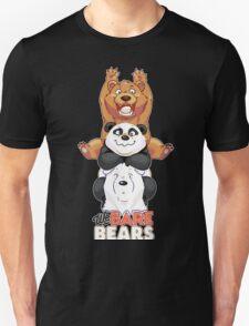 Funny We Bare Bears Unisex T-Shirt