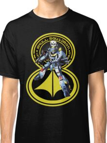 Skull Squadron Classic Classic T-Shirt