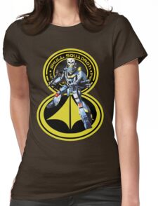 Skull Squadron Classic Womens Fitted T-Shirt