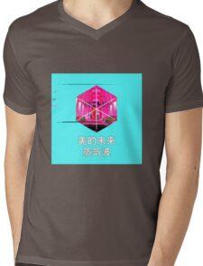 A E S T H E T I C Mens V-Neck T-Shirt