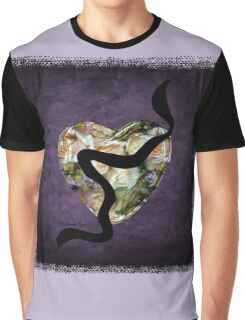 Heartstrings Untied ~ Sweetheart Graphic T-Shirt