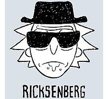 Ricksenberg Walter White Breaking Bad Photographic Print