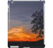 Sunset in the Hills iPad Case/Skin