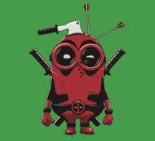 Minipool Funny Minion Kids Tee