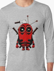 Minipool Funny Minion Long Sleeve T-Shirt