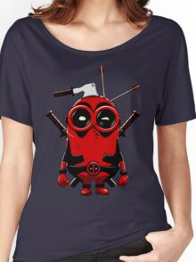 Minipool Funny Minion Women's Relaxed Fit T-Shirt
