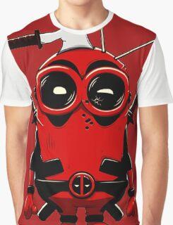 Minipool Funny Minion Graphic T-Shirt
