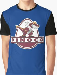 Poke Dinoco Graphic T-Shirt