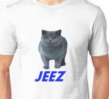 jeez what a cool cat Unisex T-Shirt