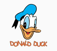 Donald Duck Texting Unisex T-Shirt