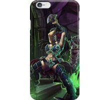 Warrior of R'lyeh iPhone Case/Skin