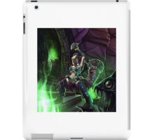 Warrior of R'lyeh iPad Case/Skin