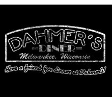 Dahmer's Diner Photographic Print