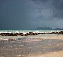 Stormy Sands by Kate Trenerry