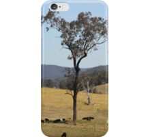 Not Much Shade. iPhone Case/Skin