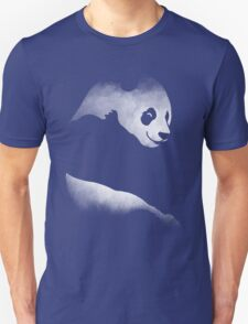 Panda minimalist Unisex T-Shirt