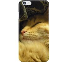 Golden Snuggle iPhone Case/Skin