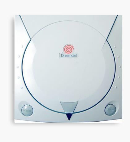Dreamcast Canvas Print