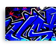 Graffiti 13 Canvas Print