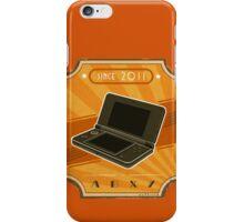 Retro Nintendo 3DS iPhone Case/Skin