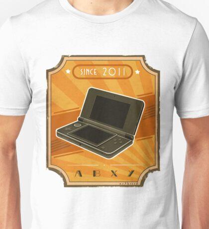 Retro Nintendo 3DS Unisex T-Shirt