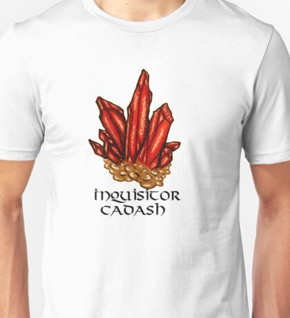 Dragon Age Inquisition- Dwarven- Inquisitor Cadash Unisex T-Shirt