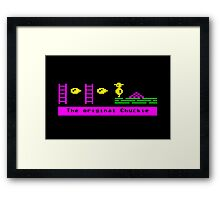 The original chuckie Framed Print