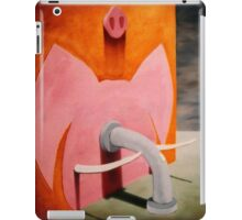 SURREALISM - Pinky Pig Elephant iPad Case/Skin