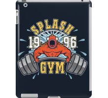 Splash Gym iPad Case/Skin