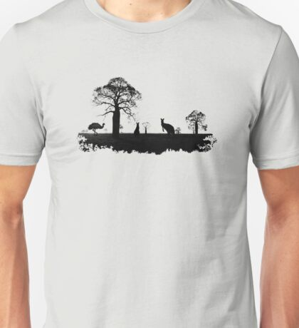 Outback Australia Unisex T-Shirt