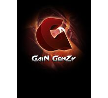 Gain Genzy Photographic Print