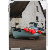 Cheap overnight mooring iPad Case/Skin