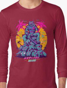Hotline Miami Long Sleeve T-Shirt