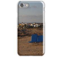 Beach in Paphos, Cyprus iPhone Case/Skin