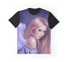 Seraphina Guardian Angel Graphic T-Shirt