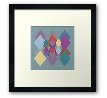 Cant touch this Framed Print