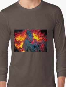 bright coals Long Sleeve T-Shirt