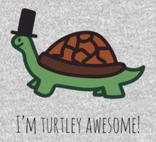 Turtley Awesome Kids Tee