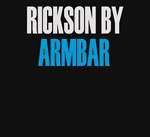 Rickson By Armbar (Brazilian Jiu Jitsu) Unisex T-Shirt