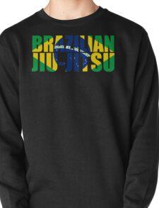Brazilian Jiu Jitsu Flag (BJJ) Pullover