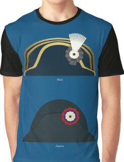 Nelson, Napoleon Graphic T-Shirt