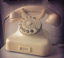 Phone - Telefon - Ring my Bell by DarkMina
