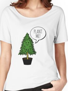 Plant More Trees Women's Relaxed Fit T-Shirt
