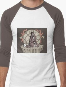 Mourning Men's Baseball ¾ T-Shirt