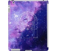The gate to another world iPad Case/Skin