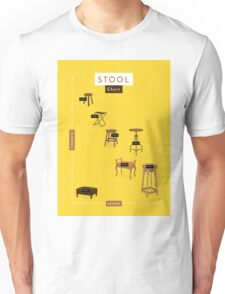 Stool Chart T-Shirt