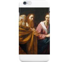 Royal-Caravaggio-Calling-of-Saints-Peter-&-Andrew iPhone Case/Skin