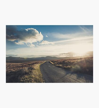 Wicklow Mountains Photographic Print