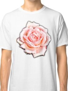 Perfect pink rose Classic T-Shirt